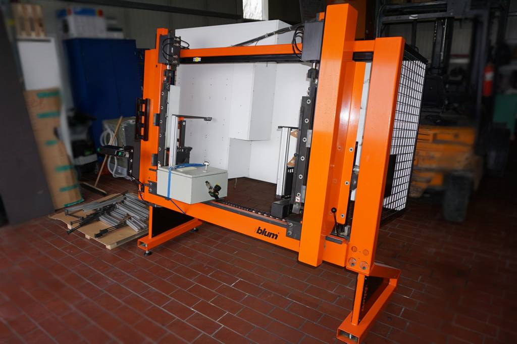 Position No 1429 Drawer Press Blum Type Boxpress